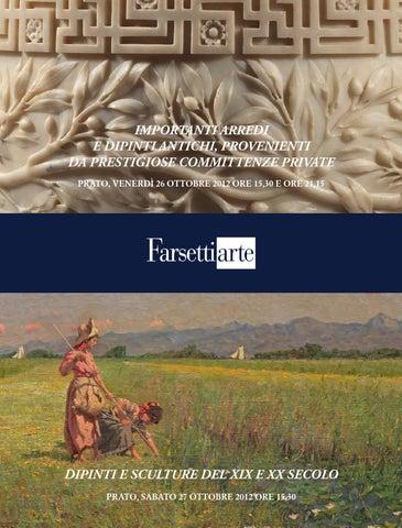 Asta 0161 By Farsetti Arte Issuu