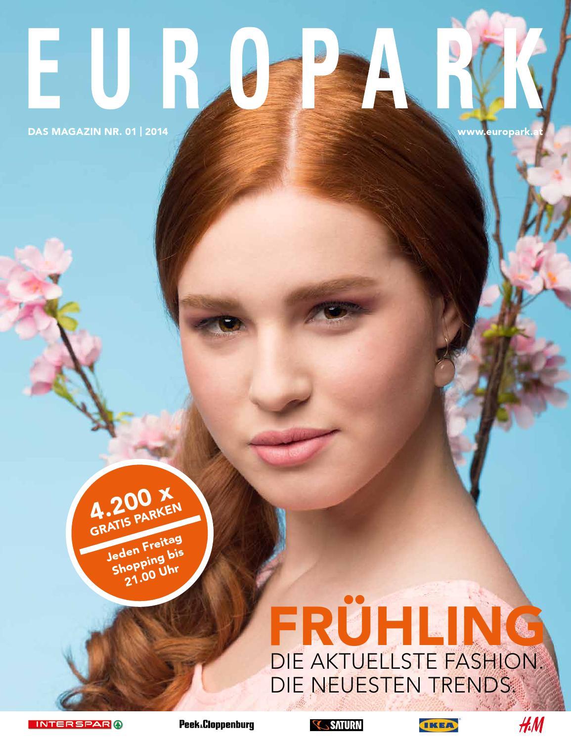 EUROPARK Magazin 1 14 By EUROPARK Salzburg Issuu