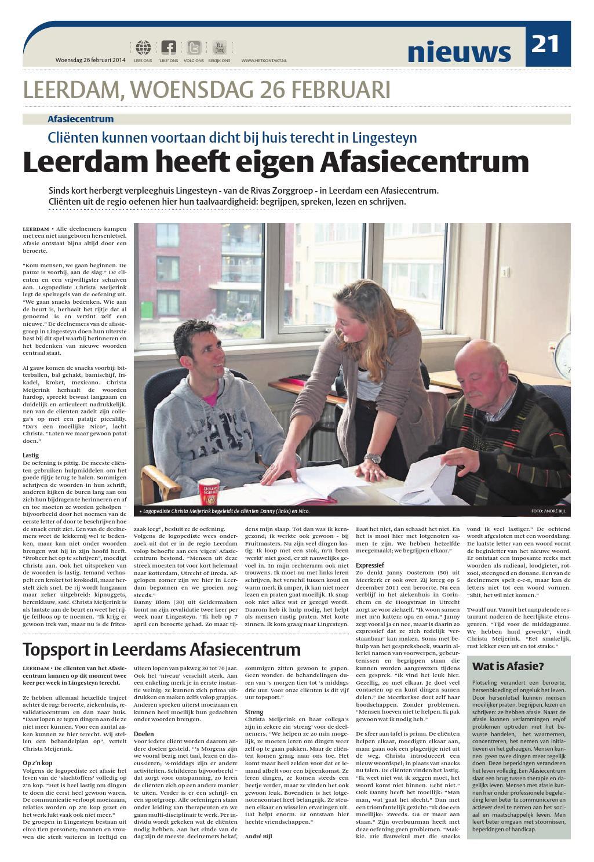 09 Leerdam 14 Epaper By Kontakt Mediapartners Issuu