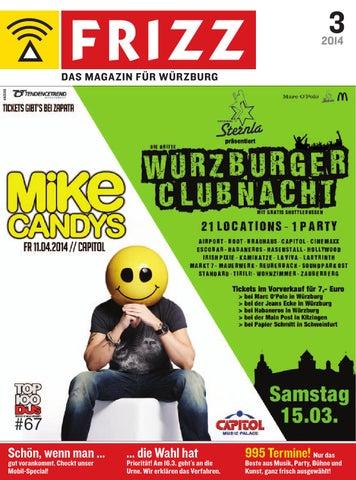 Frizz Würzburg 0314 By Frizz Das Magazin Würzburg Issuu