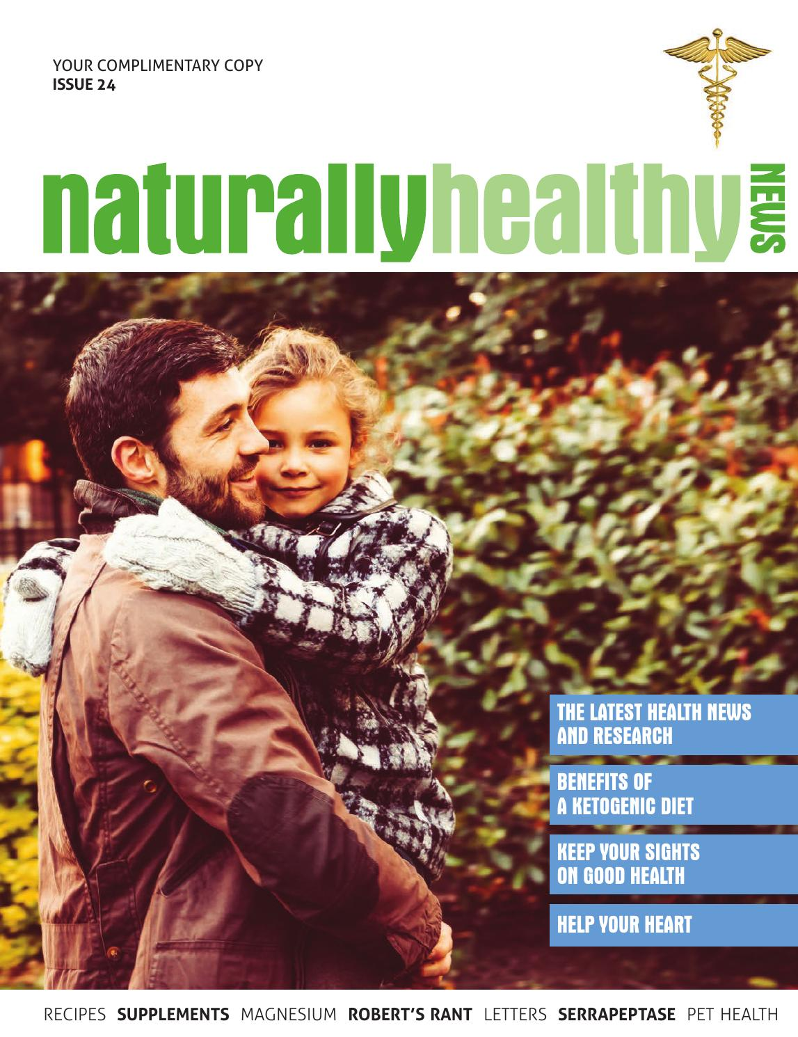 Naturally Healthy News by Digital Publisher - issuu