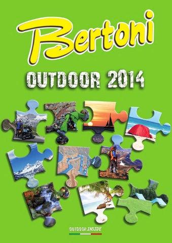 Bertoni Catalogo Outdoor 2014 By Bertoni Issuu