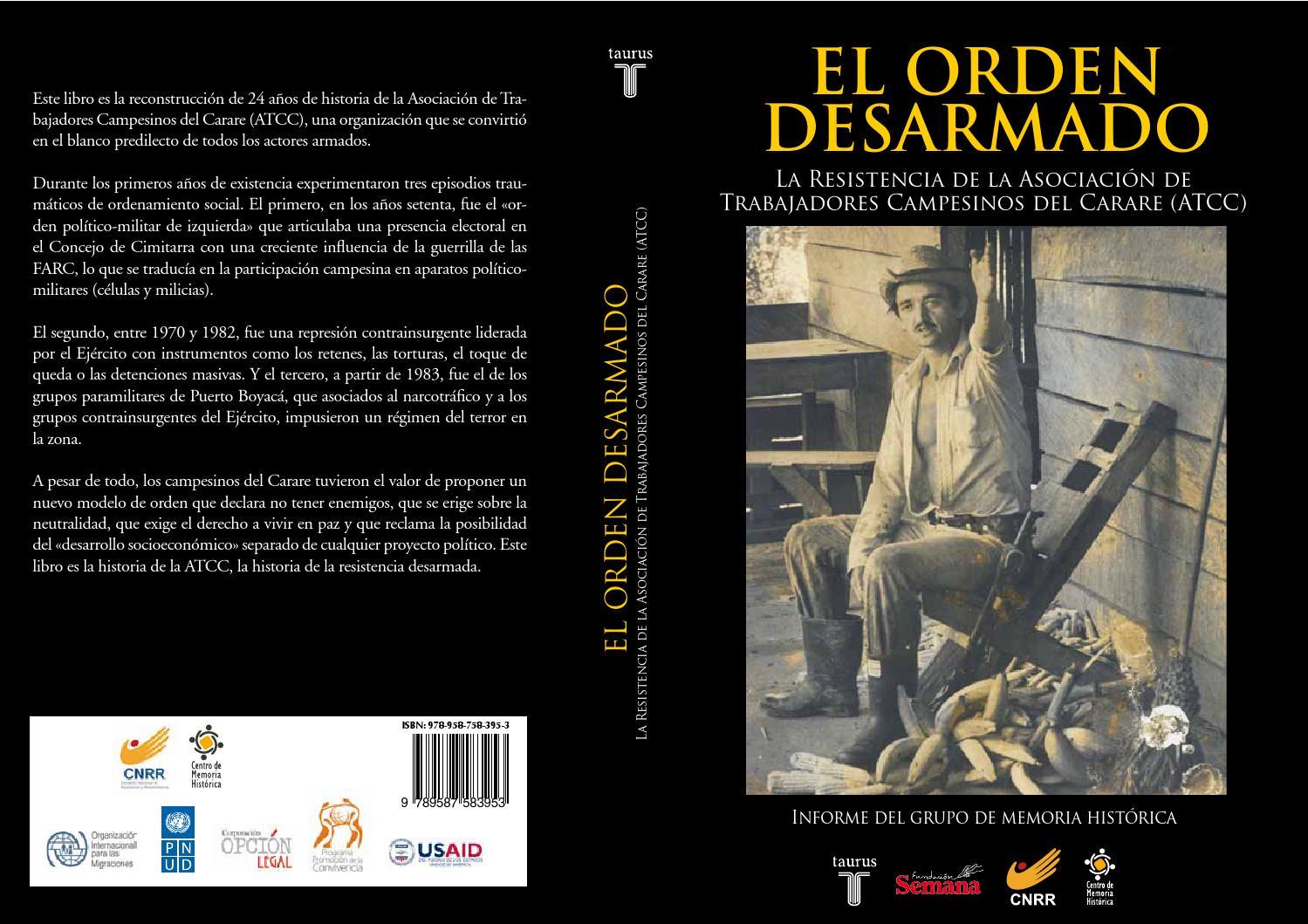 La resistencia de la Asociación de los Trabajadores Campesinos del Carare  (ATCC) by Centro Nacional de Memoria Histórica - issuu c9228e94bb1