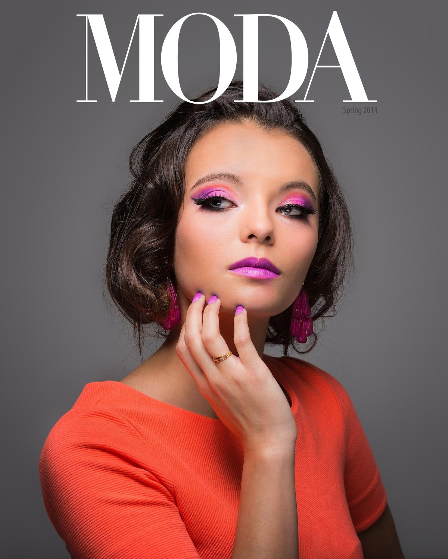 MODA Magazine Spring 2014 By MODA