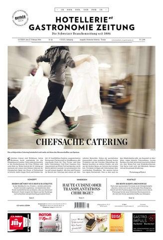Nice HetG Zeitung 5/2014 By Hotellerie_Gastronomie_Verlag   Issuu