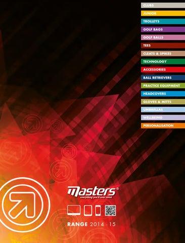 a2cb4c7f4 Masters Golf 2014 by Masters Golf - issuu