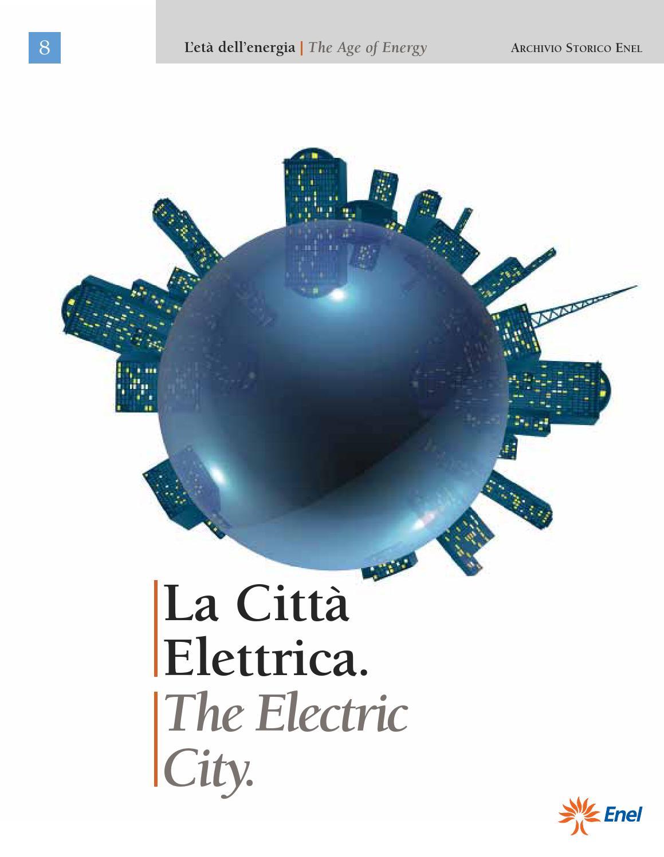 La Città Elettrica The Electric City By Enel Spa Issuu