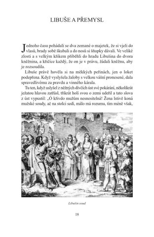 553e18c98248 Historické pověsti lidu českého August Sedláček