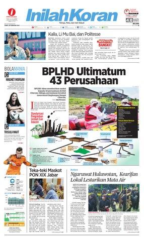 BPLHD Ultimatum 43 Perusahaan by inilah koran - issuu 05f159e548