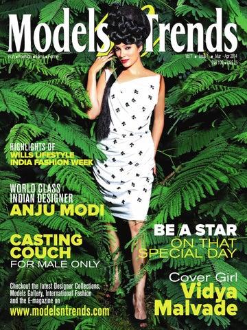 e1c5abe115 Models n Trends - March - April 2014 by Tarun Karan - issuu