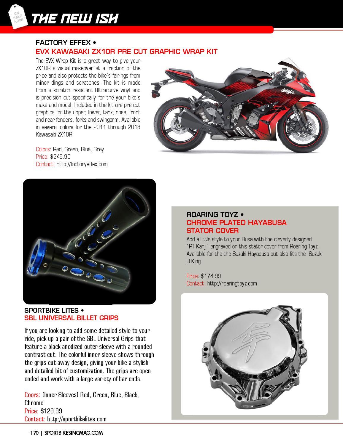 SportBikes Inc Magazine February 2014 by Hard Knocks