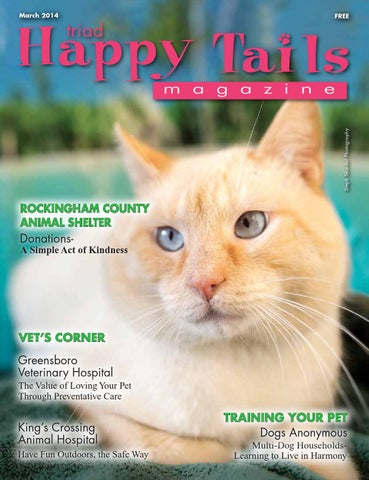 Triad Happy Tails by Beverly Beck & Associates - issuu