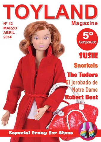 ad56a8d93 Toyland 42 - Marzo, Abril 2014 by Lucas Wainer - issuu