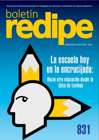 Boletin 831 By Redipe Issuu