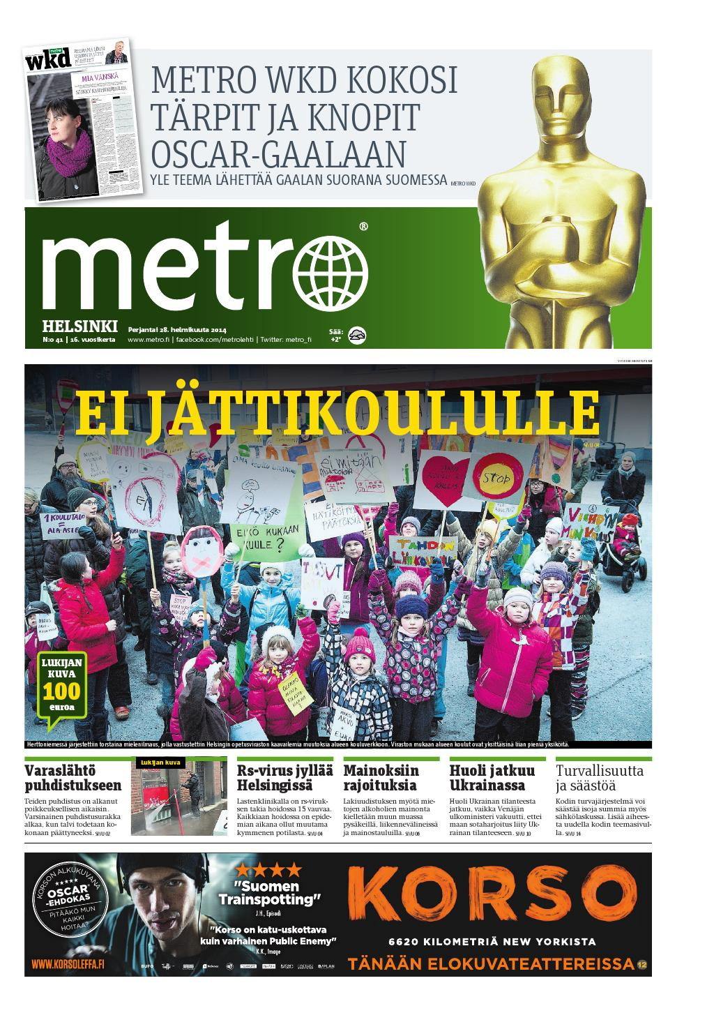 wholesale dealer 36833 21af9 20140228 fi helsinki by metro finland - issuu