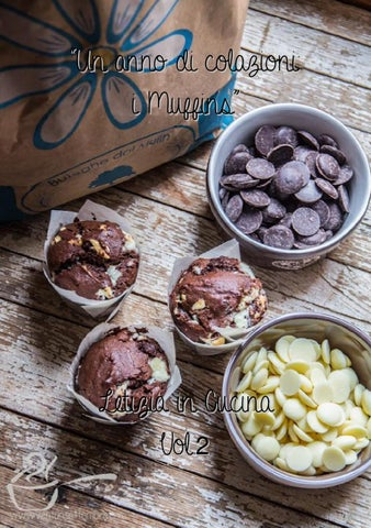 Un anno di colazioni: i Muffins by Letizia in Cucina - issuu