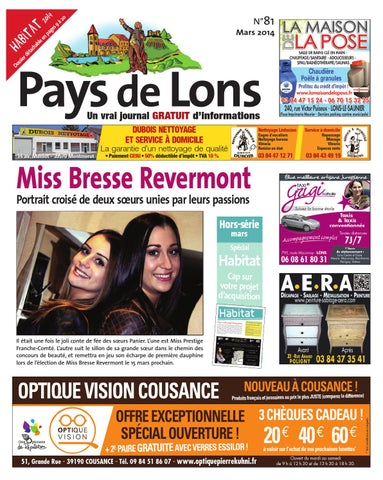 235eb51305 Pays de Lons 81 by PAOH - issuu