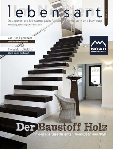 lebensart im norden flensburg m rz 2014 by. Black Bedroom Furniture Sets. Home Design Ideas