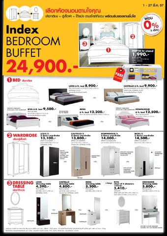 Index Bedroom Buffet By Index Living Mall   Issuu