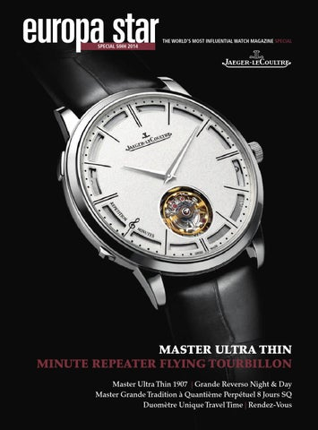 c330b7eddcf Europa Star Special 2014 - JAEGER-LECOULTRE - French by Europa Star ...