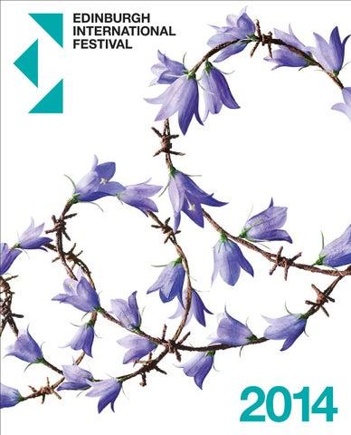 Edinburgh International Festival brochure 2014 by Edinburgh