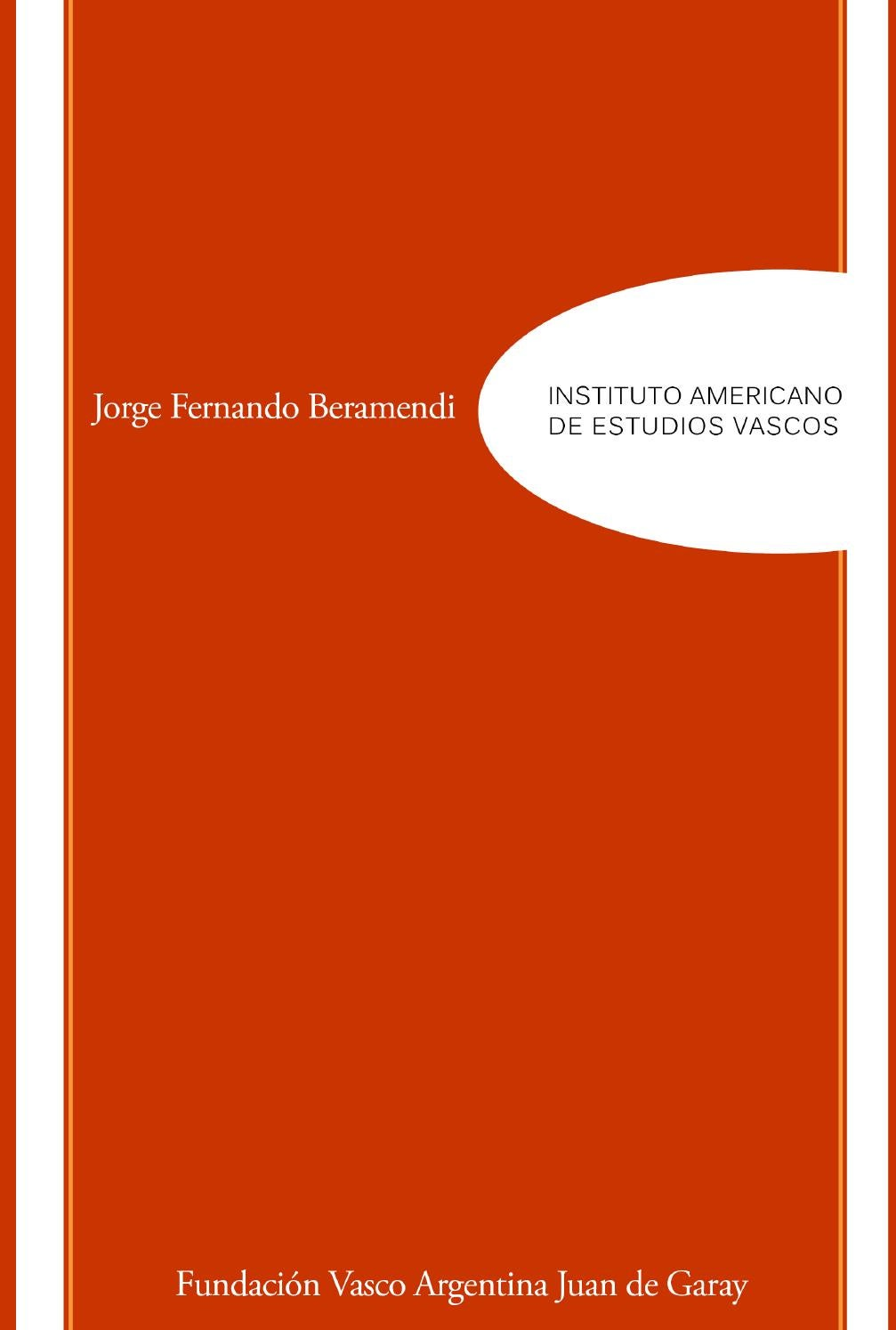 Instituto americano de estudios vascos issuu by EDER Editorial - issuu