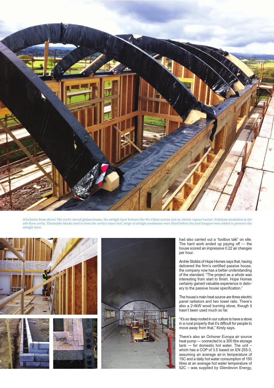 Passive house plus - Issue 6 (Irish edition) by Passive House Plus