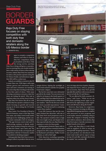 Americas Duty Free Travel Retailing Magazine Iaadfs March 2014 Vol 24 No 1 By Global Marketing Company Ltd Issuu