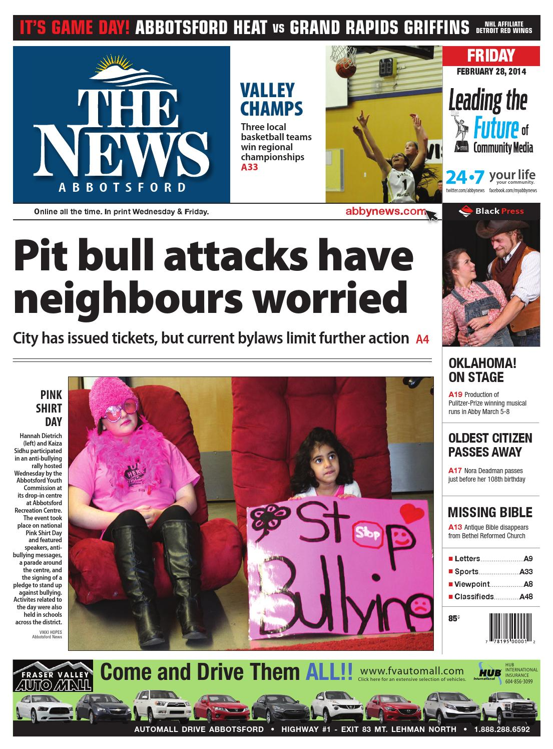 Abbotsford news february 28 2014 by black press issuu sciox Choice Image