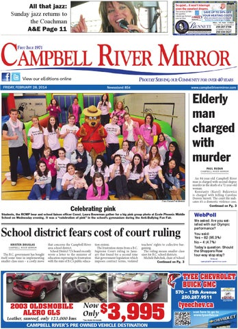 Campbell River Mirror, February 28, 2014 by Black Press