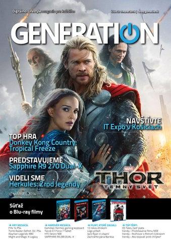 Generation magazín  027 by Generation magazine - issuu 30fc6d42495