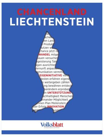 Chancenland Liechtenstein
