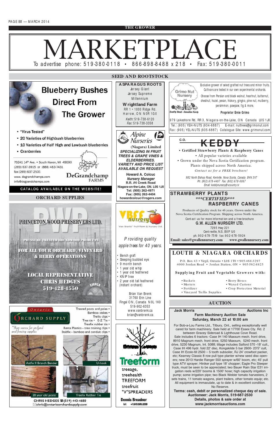 The Grower March 2014 by The Grower - issuu