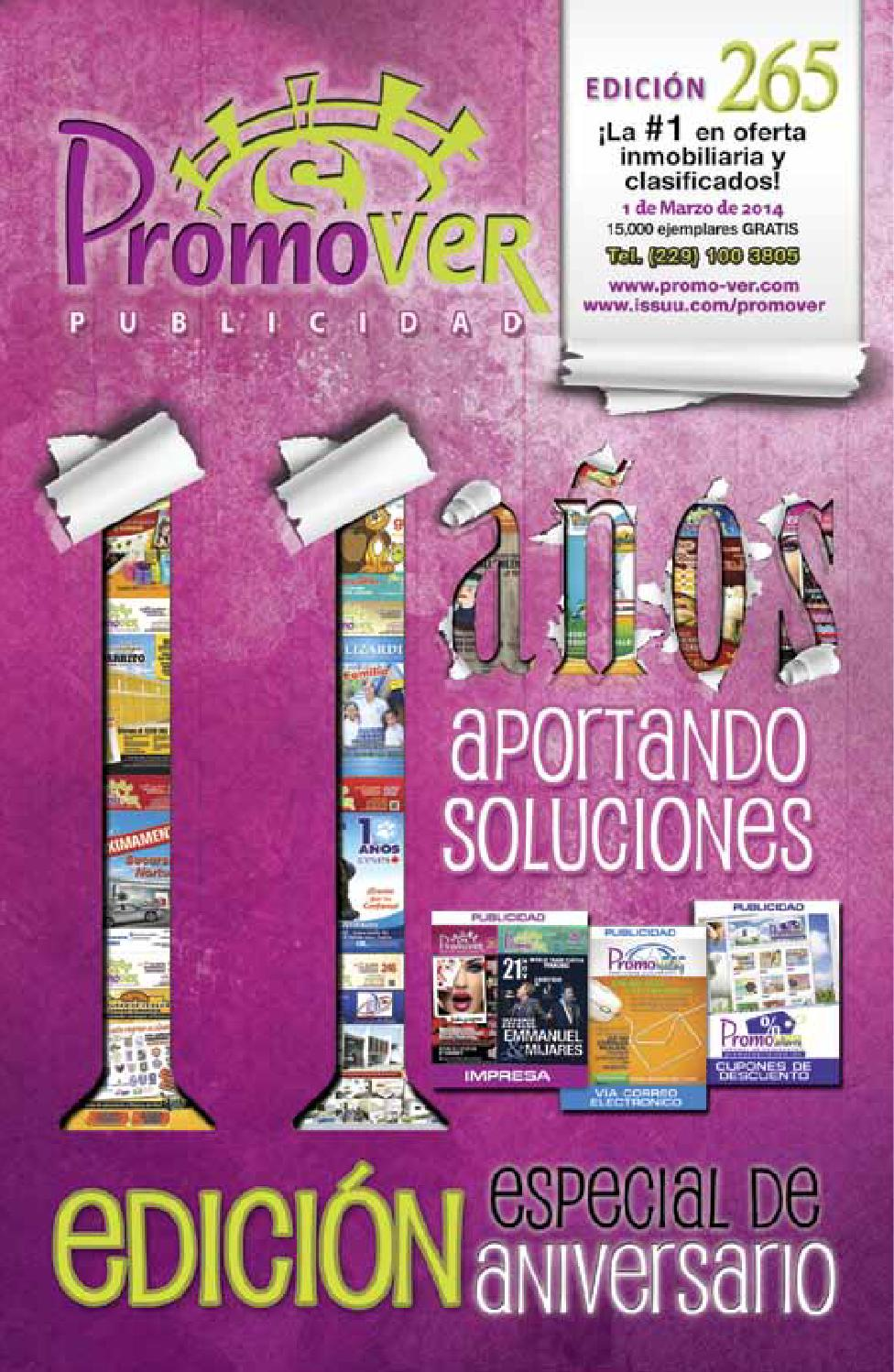 265 Promover By Promover Issuu
