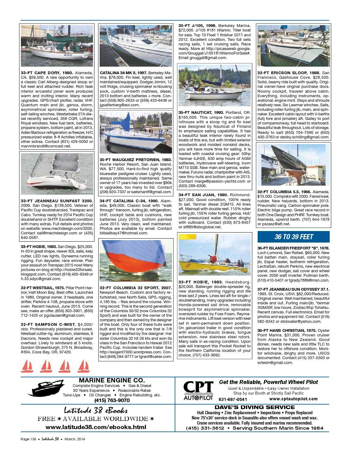 Latitude 38 March 2014 by Latitude 38 Media, LLC - issuu