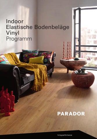 Parador Indoor Vinyl 1477397 By Opus Marketing Gmbh Issuu