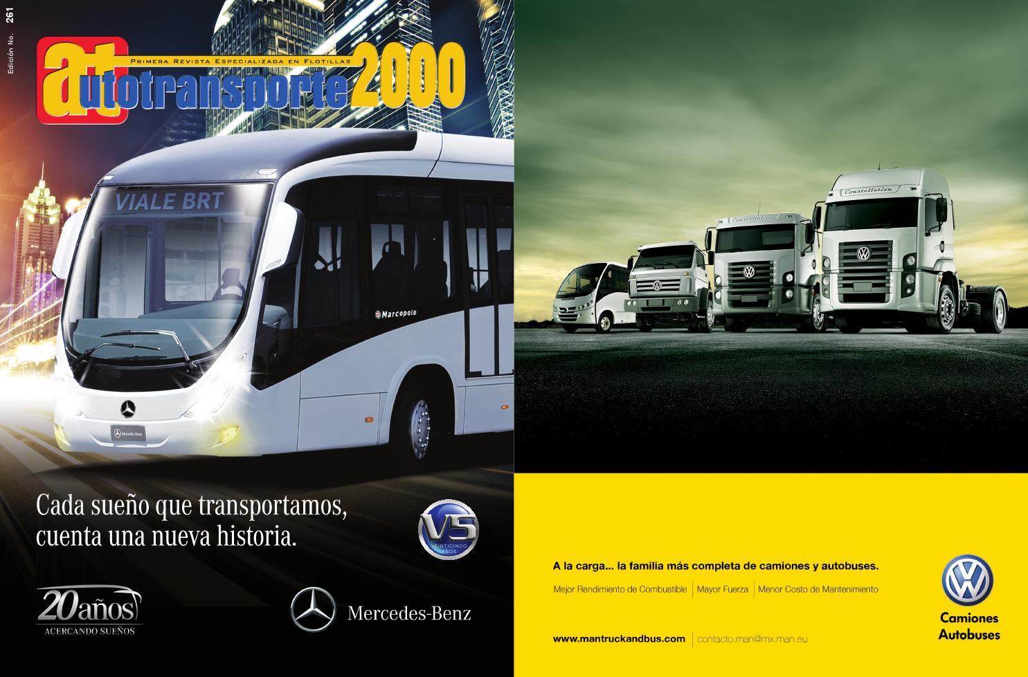 261 by Autotransporte Dosmil - issuu