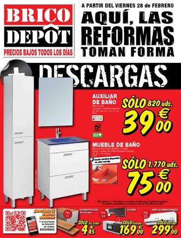 Cat logo marzo 1 toledo by losdescuentos issuu for Aire acondicionado bricodepot 169 euros