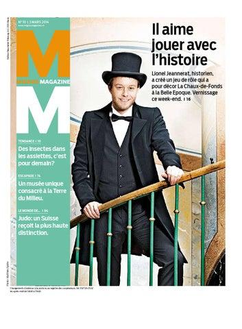 Migros magazin 10 2014 f ne by Migros-Genossenschafts-Bund - issuu 97fce4d3f7ea
