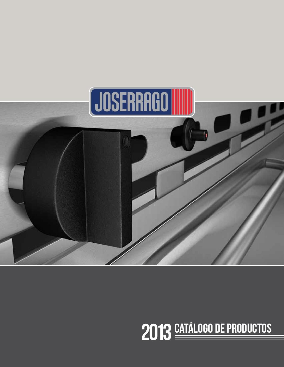 Catalogo joserrago by sinsa institucional issuu for Cocinas industriales bogota