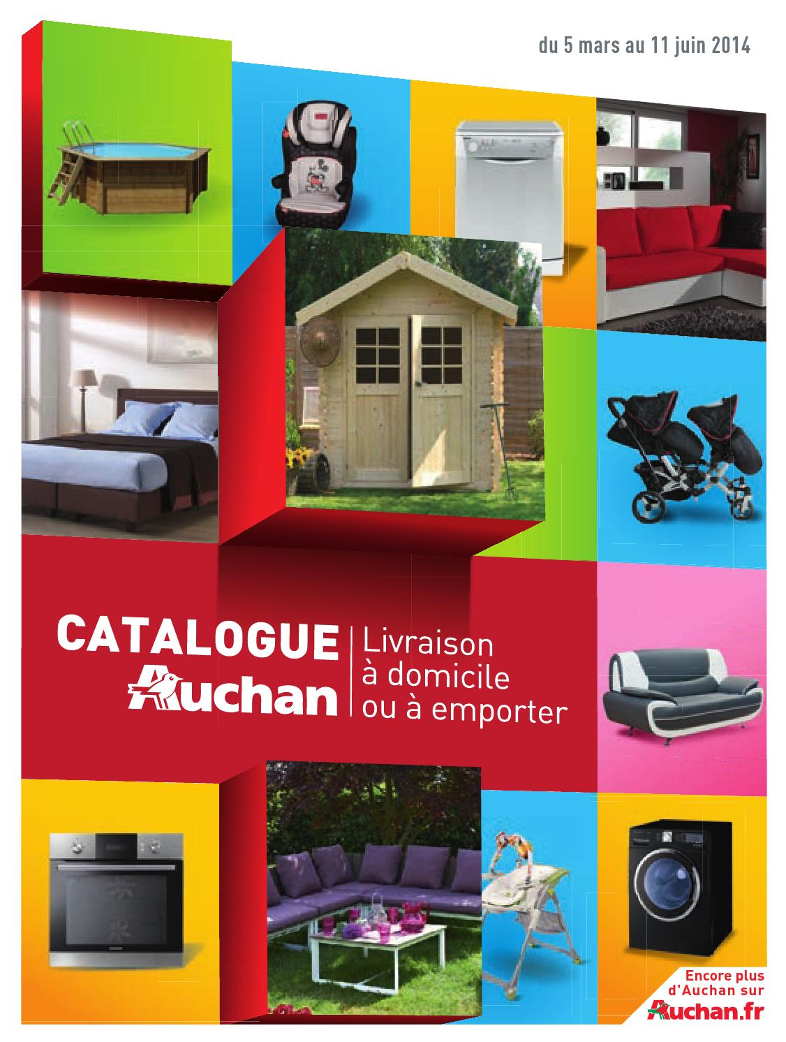 catalogue auchan by joe monroe issuu. Black Bedroom Furniture Sets. Home Design Ideas