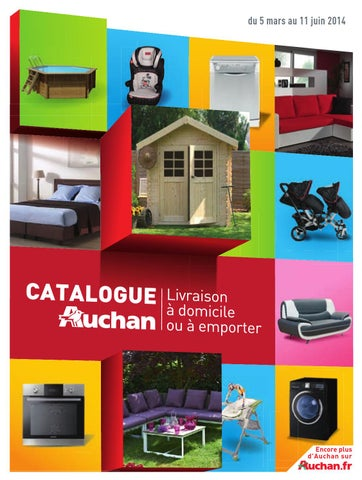Catalogue Auchan - 5.03-11.06.2014 by joe monroe - issuu