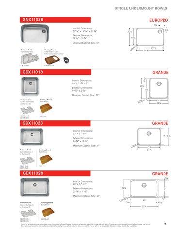 Franke Kitchen Systems US Luxury Catalog 2014 by Franke Kitchen ...