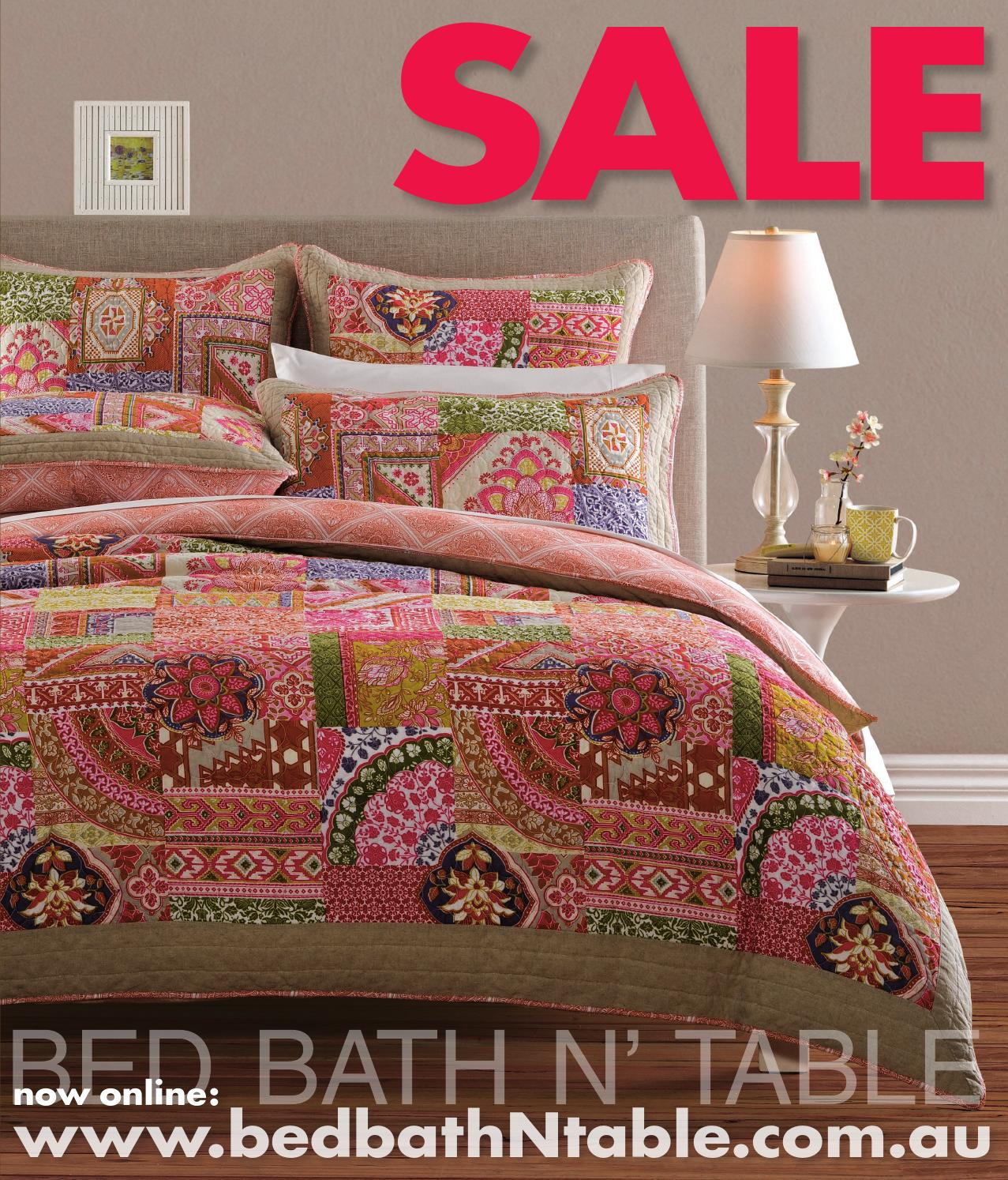 Bed Bath N Table Online Catalogue
