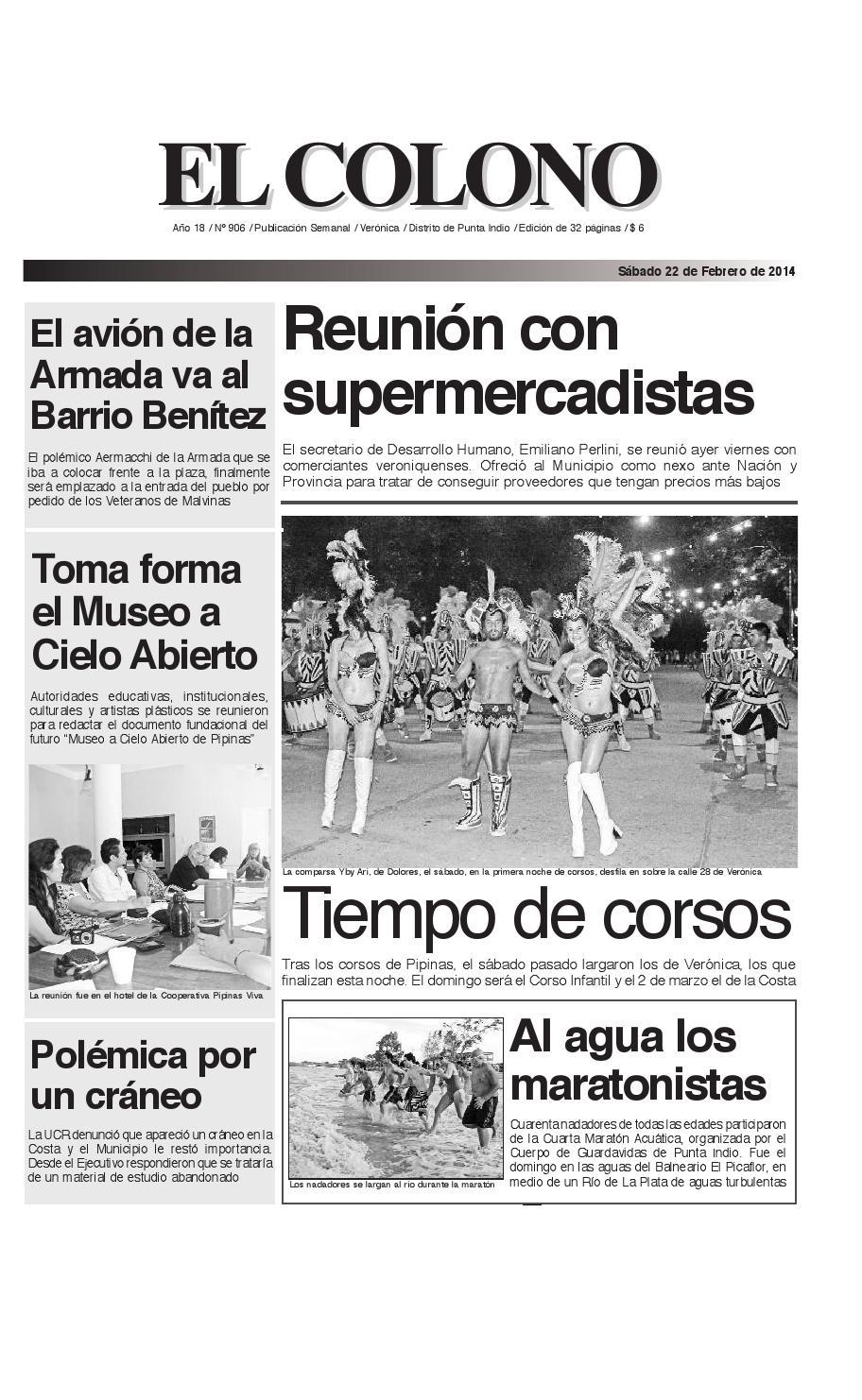 el-colono-22-02-14-de-24_el-colono-25-7-09-en-24 by El Colono de ...