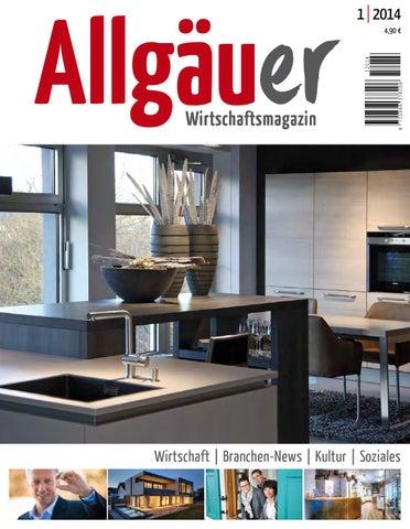 Allgauer Wirtschaftsmagazin Februar 2014 By Thomas Tanzel Issuu