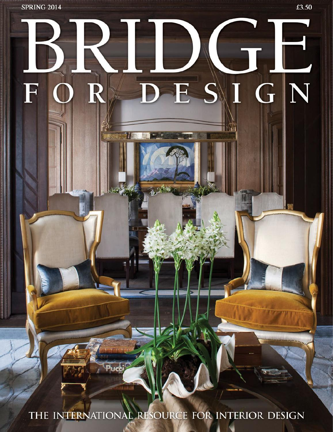 Bridge for Design UK Spring 2014 by Bridge For Design issuu