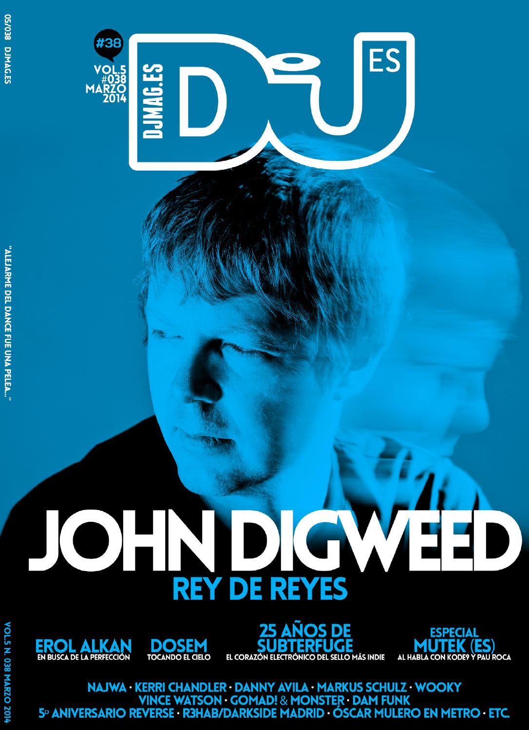 new concept 8c997 cc38d DJMAG ES 038 by DJ Mag España - issuu