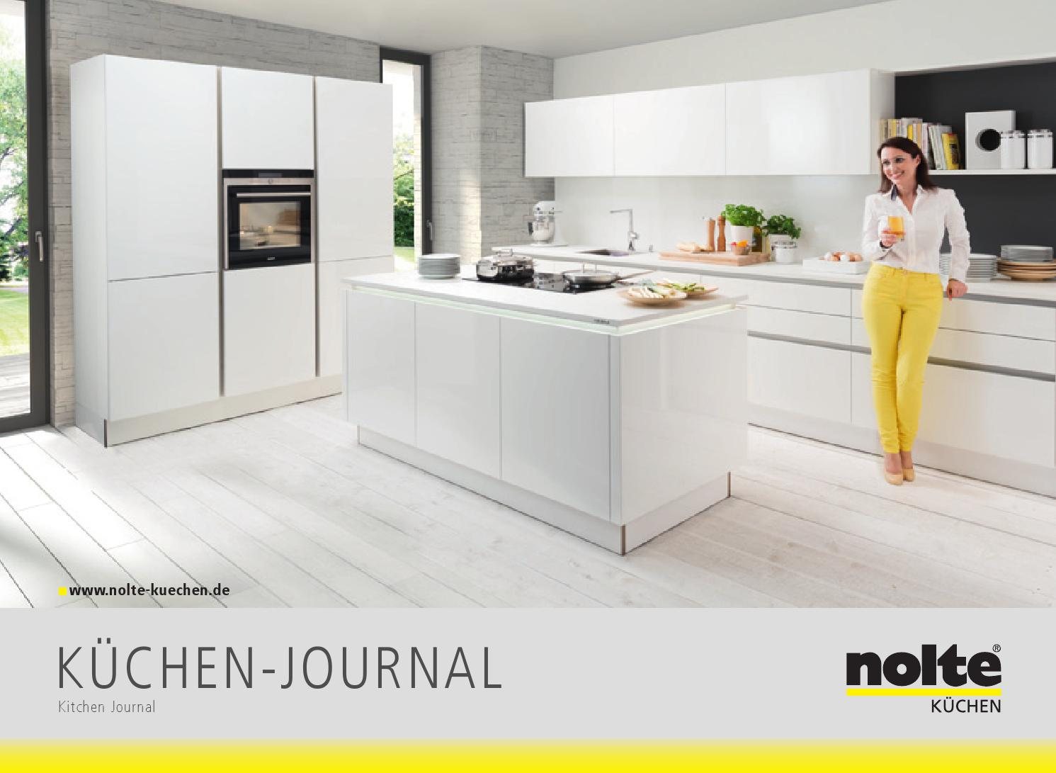 Meyer Nolte Küchen Journal 2015 by Perspektive Werbeagentur ...