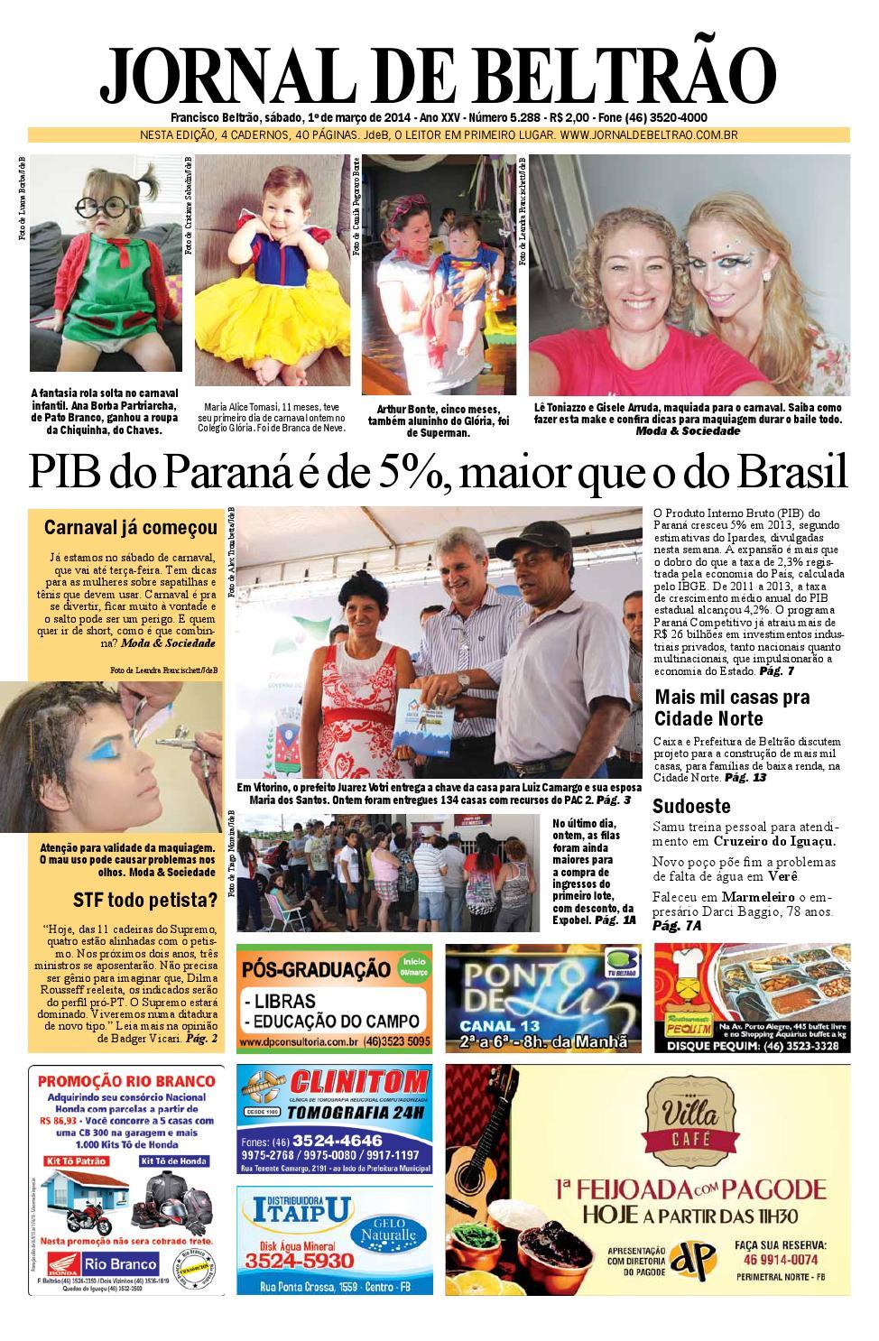97b3ca727 jornaldebeltrão_5288_2014-03-01_-.pdf by Orangotoe - issuu